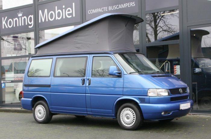 Volkswagen T4 TDI Westfalia California – 1999 (model 2000) – NIEUW BINNEN