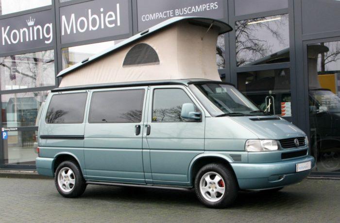 Volkswagen T4 TDI Westfalia California – 2001 – BINNENKORT
