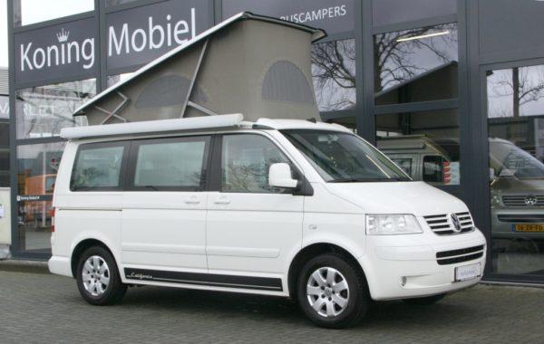 Volkswagen T5 California Comfortline, 131PK 2.5TDI – 2006