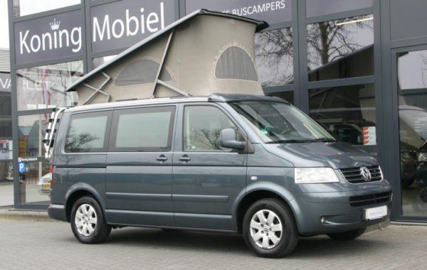 Volkswagen T5 California Comfortline, 131pk 2.5TDI – 2007 (model 2008)