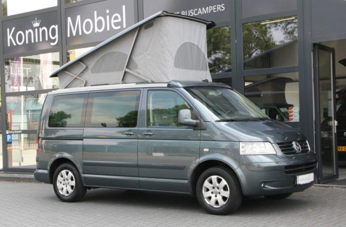 Volkswagen T5 California Comfortline, 174pk 2.5TDI – 2006