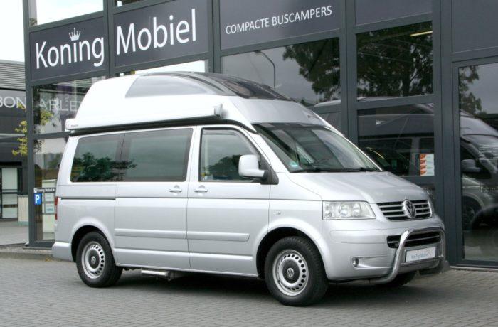 Volkswagen T5 California Comfortline Polyroof, 131pk 2.5TDI – Aut. – 2006