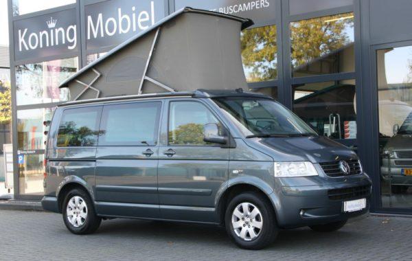 Volkswagen T5 California Comfortline, 174pk 2.5TDI – Slechts 70Dkm. – 2006