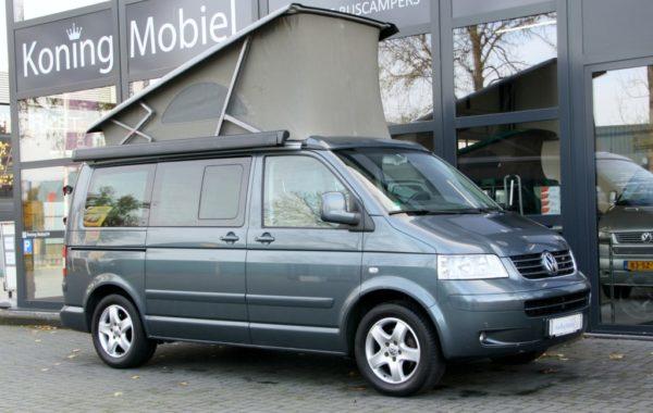 Volkswagen T5 California Comfortline, 174pk 2.5TDI – Aut. – 2006 – NIEUW BINNEN