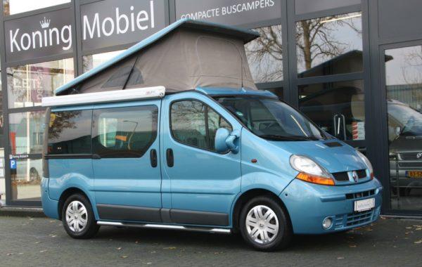 Renault Trafic Buscamper, 1.9 dCi – 6 Zitter – 2006
