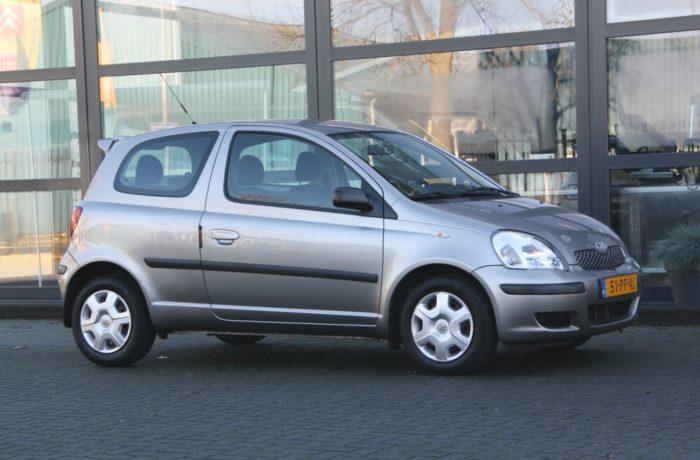 Toyota Yaris 1.0 VVT – Slechts 86 Dkm. – 2004