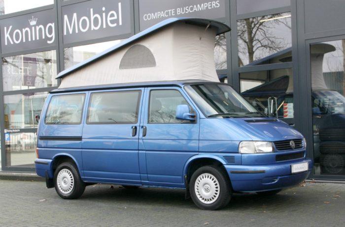 Volkswagen T4 TDI Westfalia California Blue – 1998 – NIEUW BINNEN
