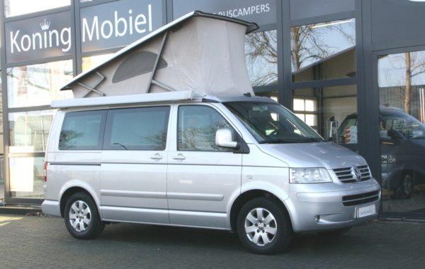 Volkswagen T5 California Comfortline, 131pk 2.5TDI – 2005 (M. '06) – NIEUW BINNEN