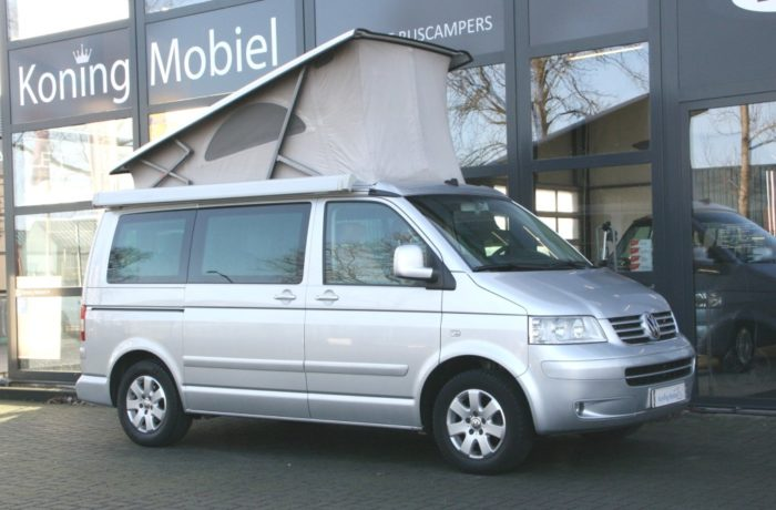 Volkswagen T5 California Comfortline, 131pk 2.5TDI – 2005 (M. '06)