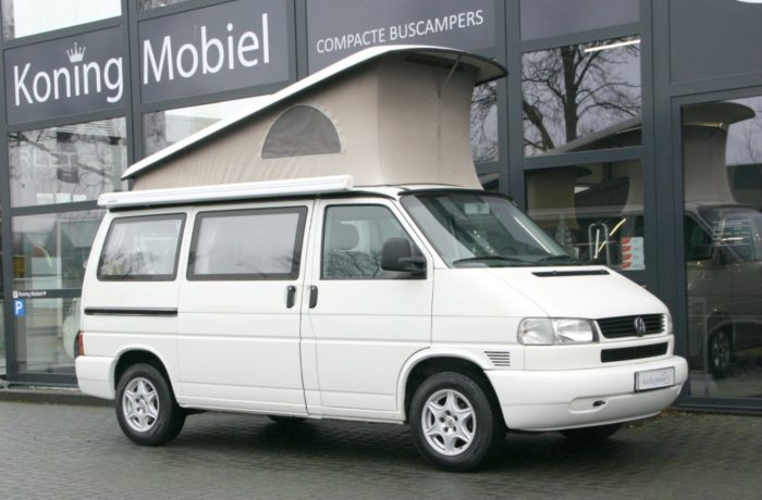Volkswagen T4 TDI Westfalia California –  2000 – Slechts 116.000 km!