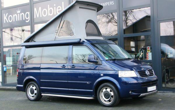 Volkswagen T5 Multivan Butler (als California), 131pk 2.5TDI – 5 Zitter – 2007
