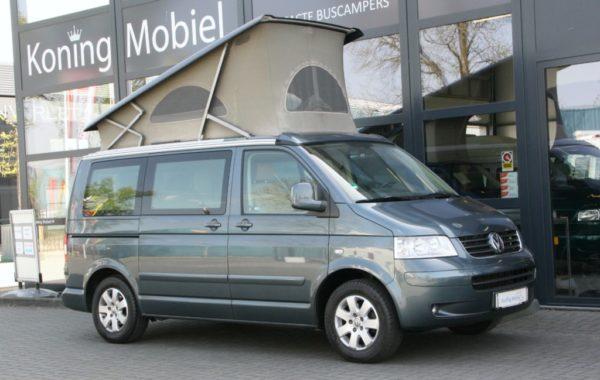 Volkswagen T5 California Comfortline, 131pk 2.5TDI – 2007 (m. 2008)