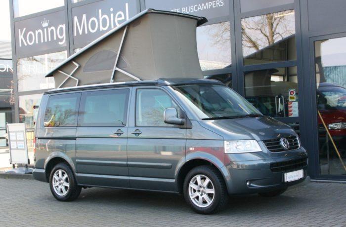 Volkswagen T5 California Comfortline, 131pk 2.5TDI – 4MOTION(!) – 2009