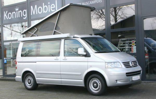 Volkswagen T5 California Comfortline, 174pk 2.5TDI – 2009 – NIEUW BINNEN