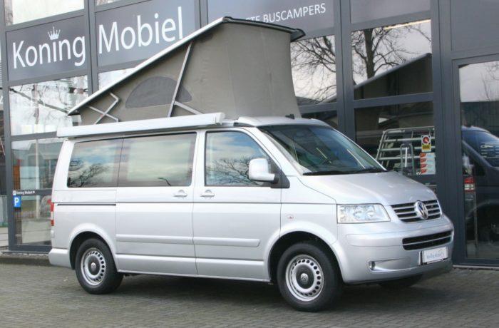 Volkswagen T5 California Comfortline, 174pk 2.5TDI – 2009