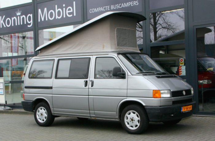 Volkswagen T4 2.4D Westfalia California – 1992 – NIEUW BINNEN