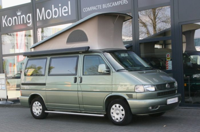Volkswagen T4 TDI Westfalia California Freestyle – 2003 – NIEUW BINNEN