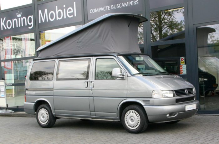 Volkswagen T4 TDI Westfalia California Freestyle – NL Auto, 1 eig. – 2003 – NIEUW BINNEN