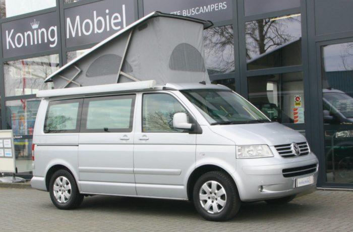Volkswagen T5 California Comfortline, 174pk 2.5TDI – Aut. – 2006 (M. '07)