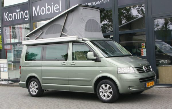 Volkswagen T5 California Comfortline, 131pk 2.5TDI – 2008 – BINNENKORT