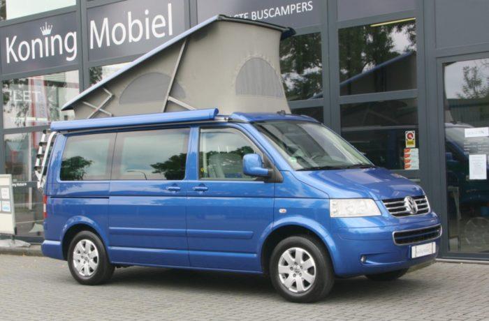 Volkswagen T5 California Comfortline, 131pk 2.5TDI – 2008 – NIEUW BINNEN